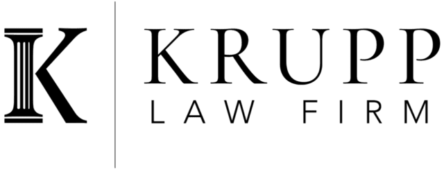 Krupp Law Firm logo