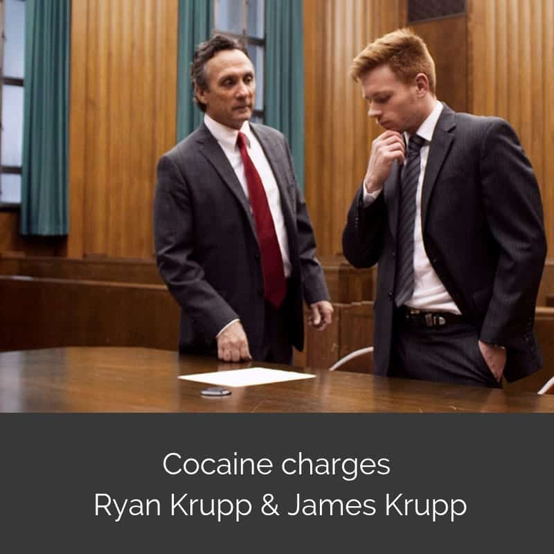Cocaine charges